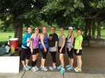 Last Group Run - The Taper @ Kelly Drive