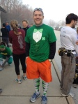 TNT Training Run #7 Valley Forge St. Patrick's Day