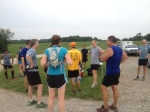 Endurance athlete chit-chat