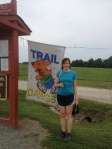 Thanks Cee's for introducing me to the Trail Dawgs!